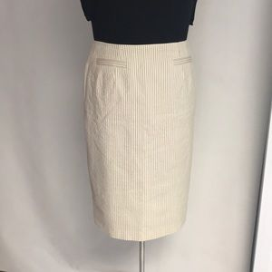 TALBOTS Pencil Skirt NWT